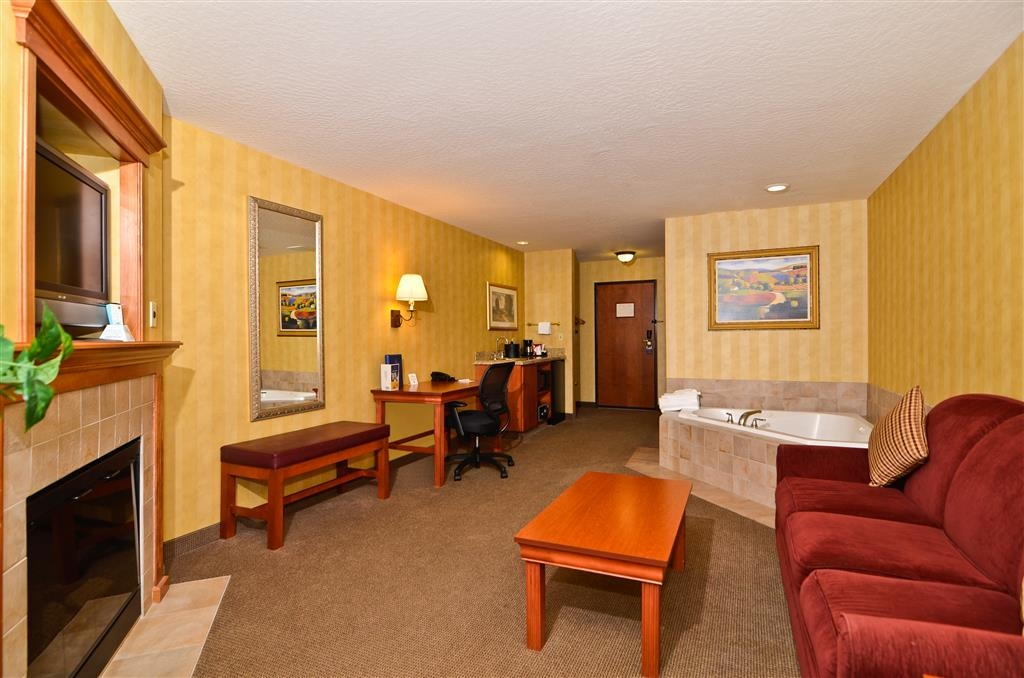 Best Western Plus Pasco Inn & Suites - Chambre