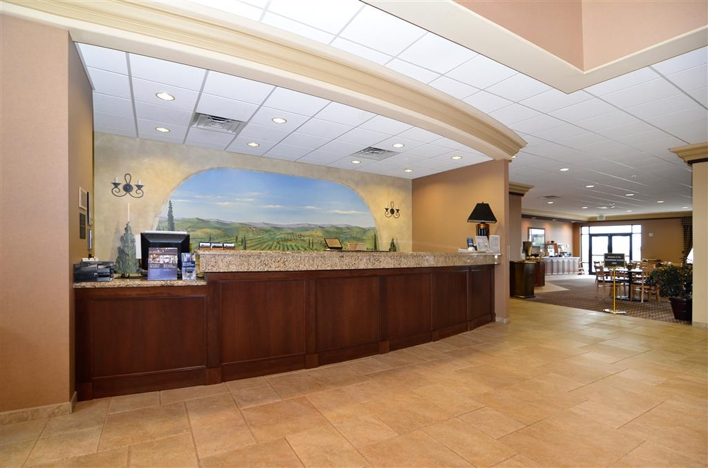 Best Western Plus Pasco Inn & Suites - Réception