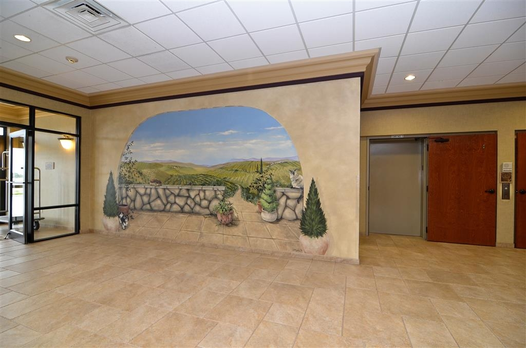 Best Western Plus Pasco Inn & Suites - Vue du lobby
