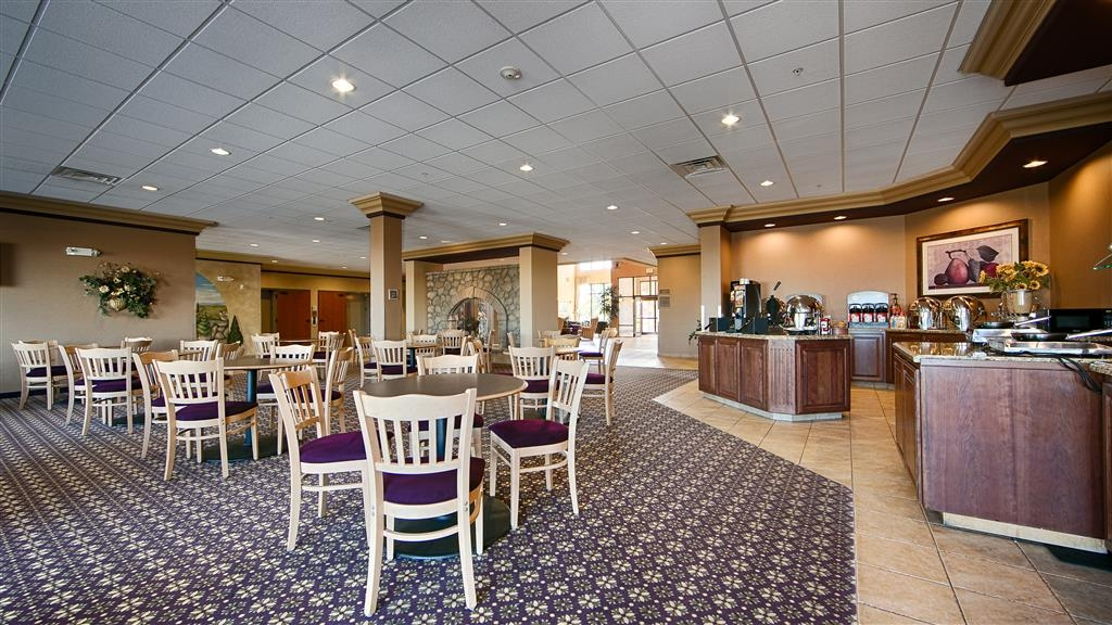 Best Western Plus Pasco Inn & Suites - Restaurant / Etablissement gastronomique