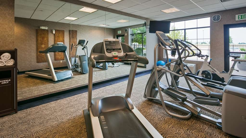Best Western Plus Pasco Inn & Suites - Club de remise en forme