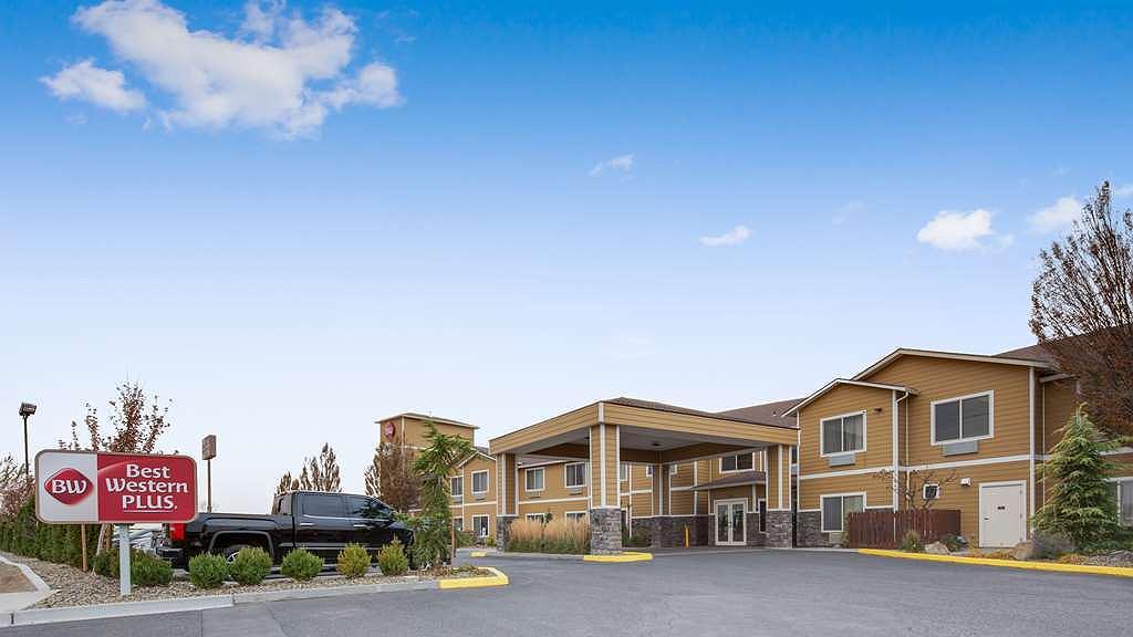 Best Western Plus Grapevine Inn - Area esterna