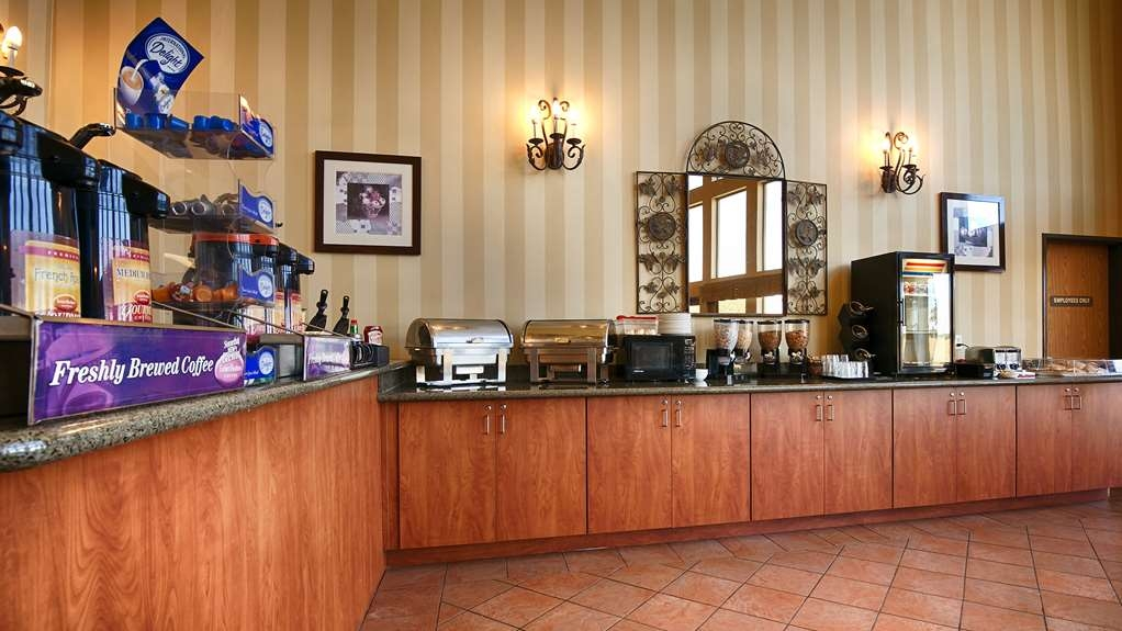 Best Western Plus Grapevine Inn - Prima colazione a buffet