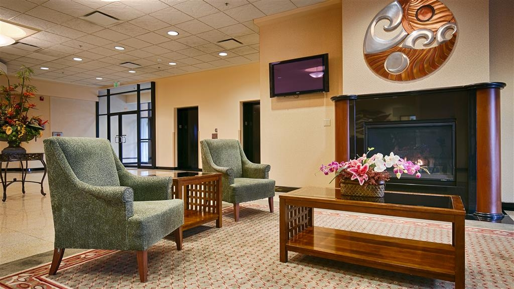 Best Western Plus Tacoma Dome Hotel - Vue du lobby