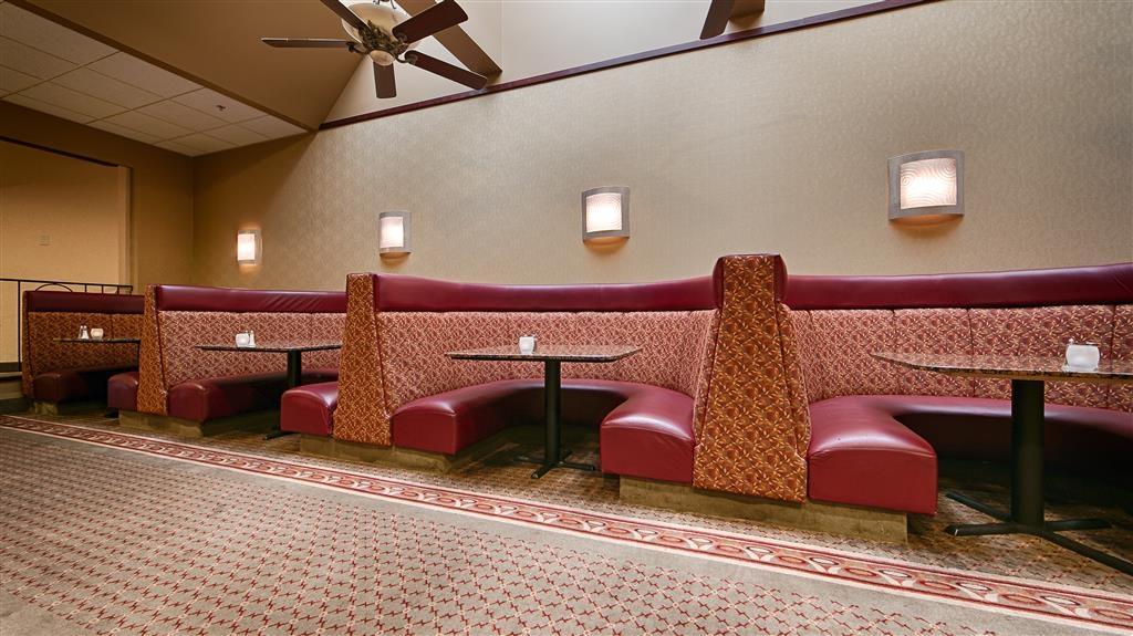 Best Western Plus Tacoma Dome Hotel - Frühstücksbuffet