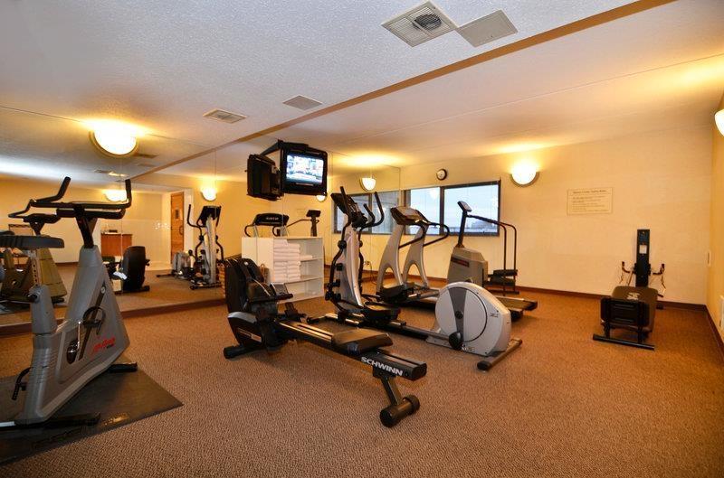 Best Western Plus Tacoma Dome Hotel - Fitnessstudio