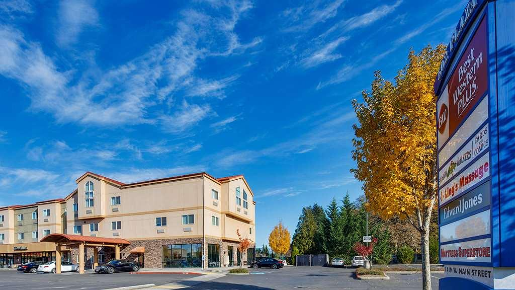 Best Western Plus Battle Ground Inn & Suites - Aussenansicht