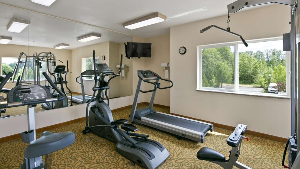 Best Western Plus Battle Ground Inn & Suites - Fitnessstudio
