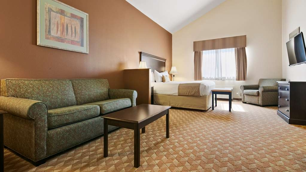 Best Western Plus Battle Ground Inn & Suites - Guest Room