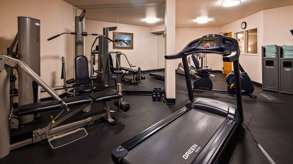 Best Western Plus Edmonds Harbor Inn - Fitness Center