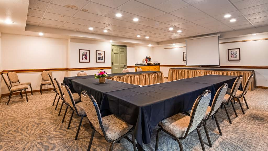 Best Western Plus Edmonds Harbor Inn - Meeting Room
