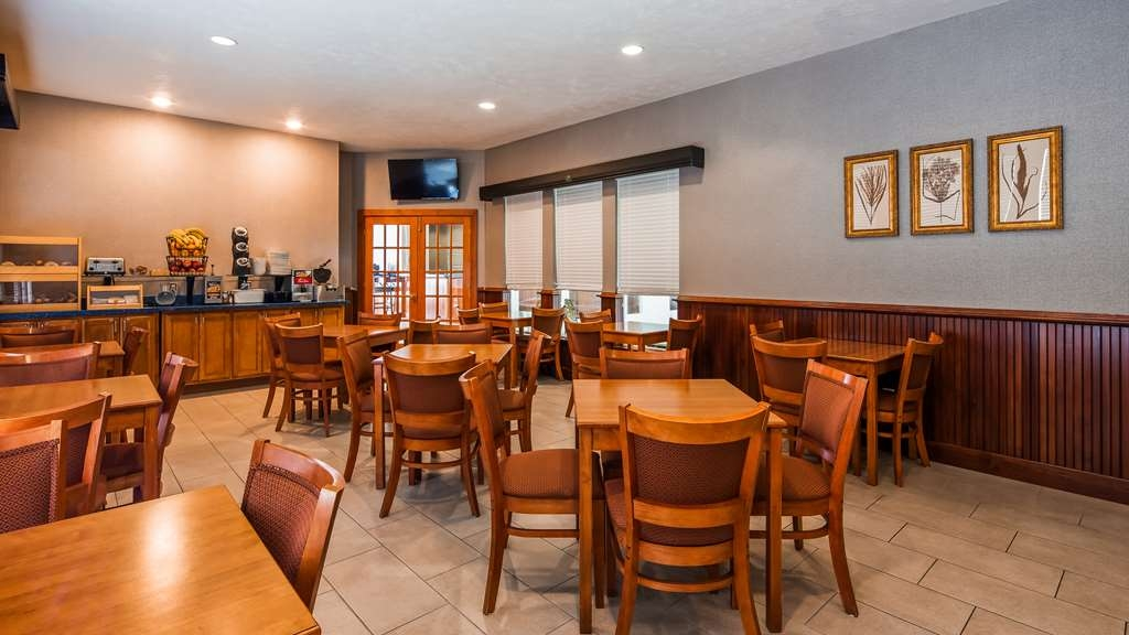 Best Western Wheatland Inn - Ristorante / Strutture gastronomiche