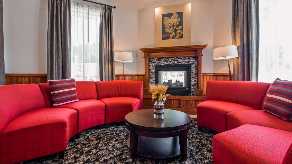Best Western Wheatland Inn - Hall