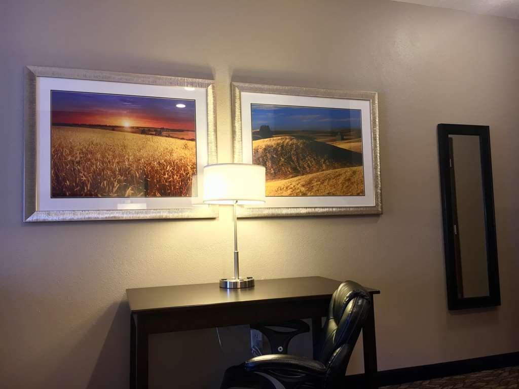 Best Western Wheatland Inn - Amenità Agriturismo