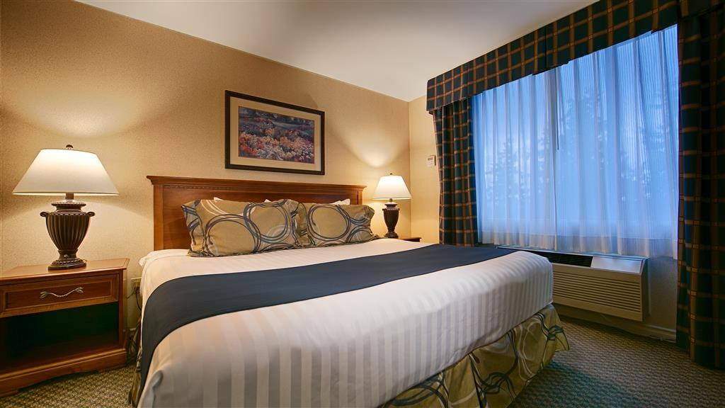 Best Western Plus Seattle/Federal Way - Chambres / Logements