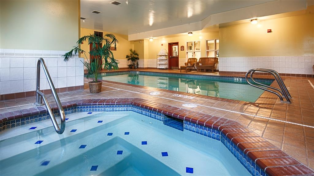 Best Western Plus Seattle/Federal Way - Vue de la piscine