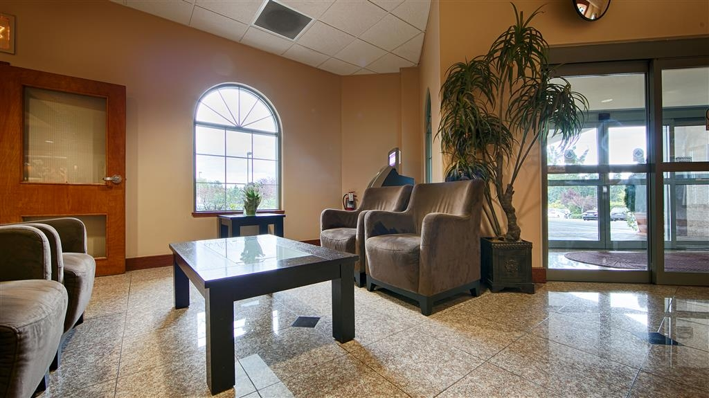Best Western Plus Seattle/Federal Way - Vue du lobby