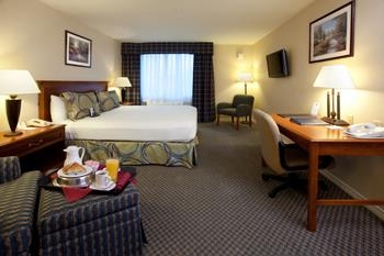 Best Western Plus Seattle/Federal Way - Chambre avec lit king size