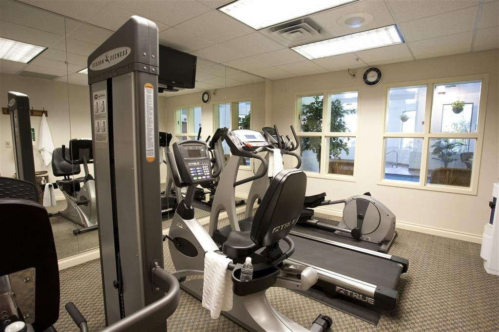 Best Western Plus Seattle/Federal Way - Club de remise en forme