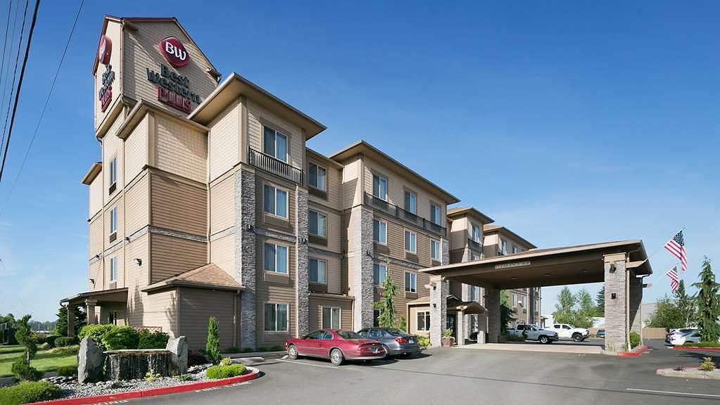 Best Western Plus Parkersville Inn & Suites - Vista exterior