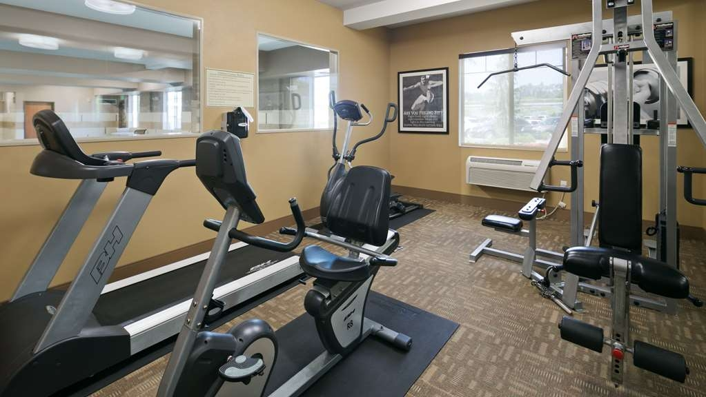 Best Western Plus Parkersville Inn & Suites - Club de remise en forme