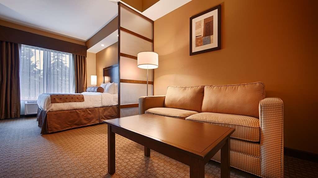 Best Western Plus Lacey Inn & Suites - Camere / sistemazione