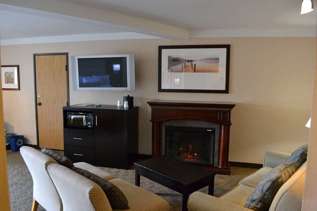 Best Western Plus Silverdale Beach Hotel - Chambres / Logements