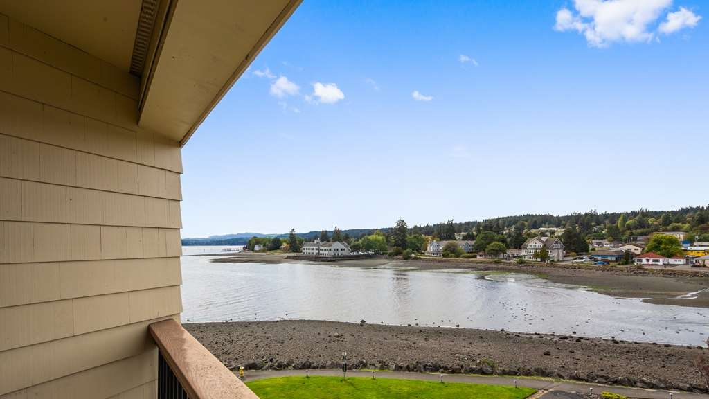 Best Western Plus Silverdale Beach Hotel - View from Room