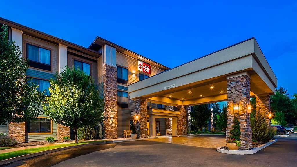 Best Western Plus Dayton Hotel & Suites - Aussenansicht