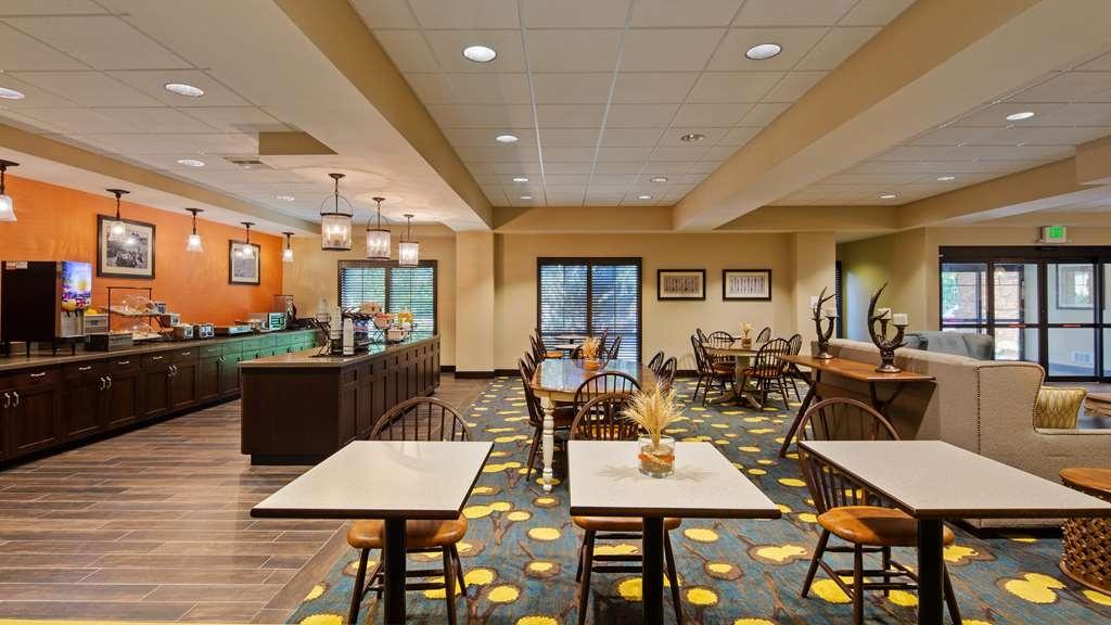 Best Western Plus Dayton Hotel & Suites - Restaurant / Gastronomie