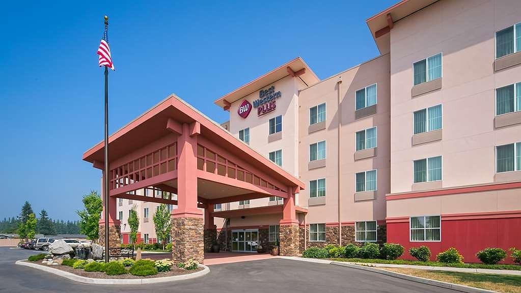 Best Western Plus Arlington/Marysville - Vista exterior