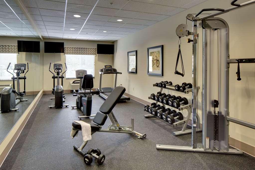 Best Western Plus Arlington/Marysville - fitnessraum