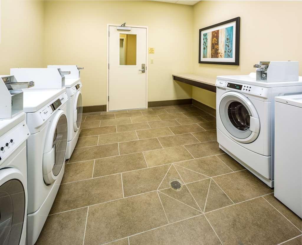 Best Western Plus Arlington/Marysville - Servizi di lavanderia
