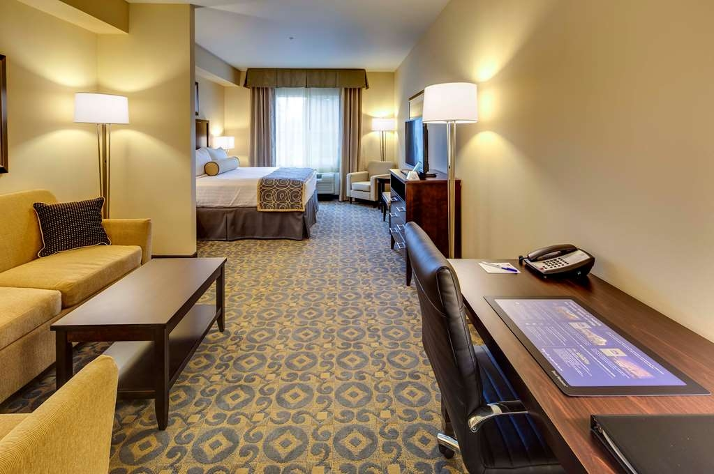 Best Western Plus Arlington/Marysville - Gästezimmer/ Unterkünfte