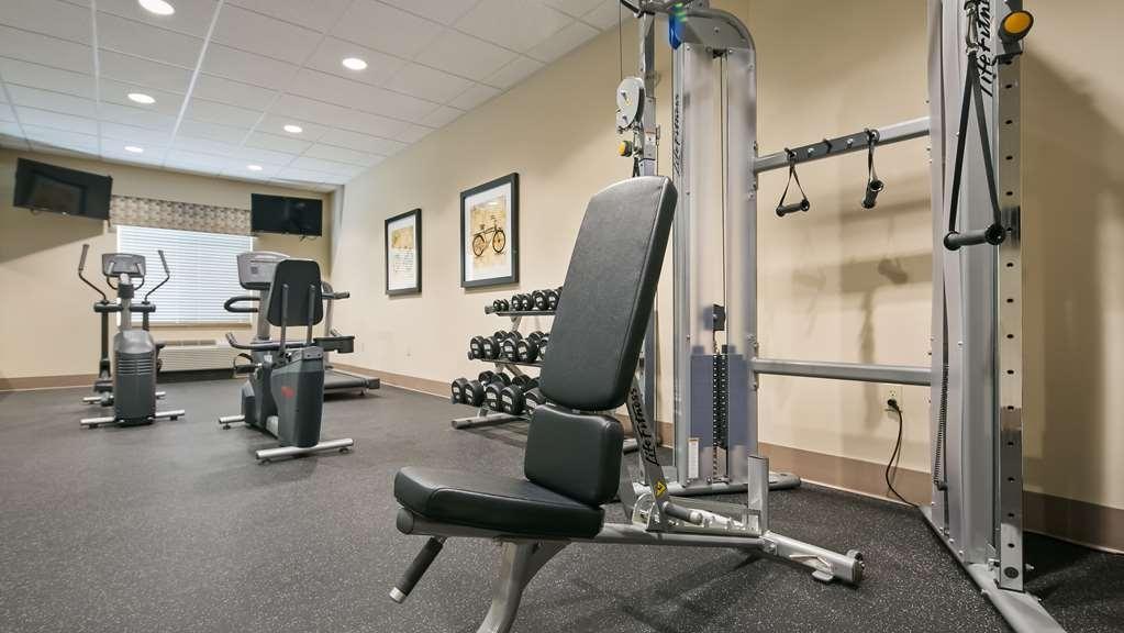 Best Western Plus Arlington/Marysville - Fitnessstudio