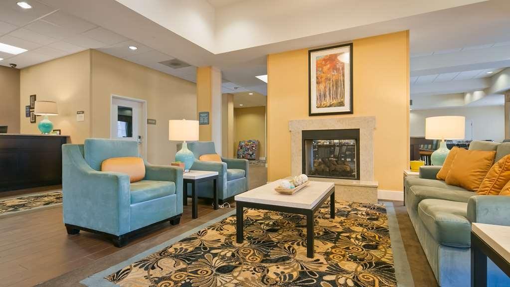Best Western Plus Arlington/Marysville - Vue du lobby