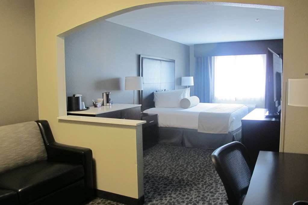 Best Western Plus Aberdeen - Suite