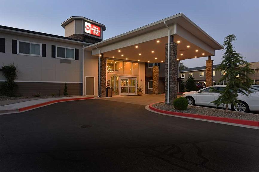 Best Western Plus Vintage Valley Inn - Area esterna