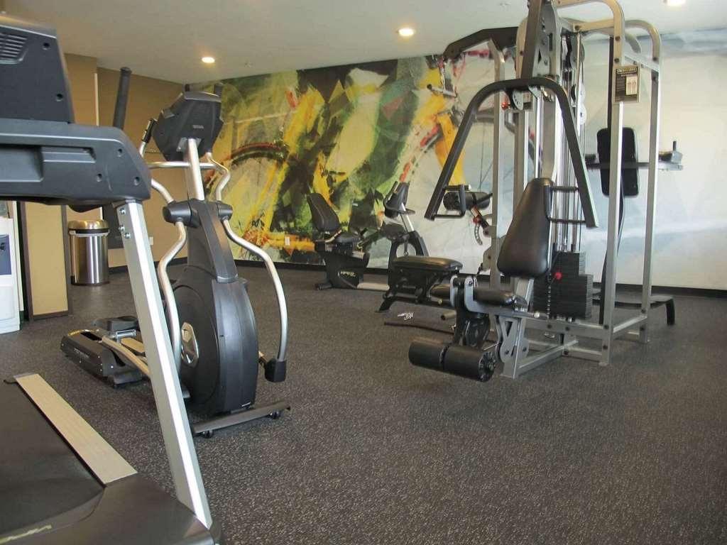Best Western Plus Vintage Valley Inn - New Fitness room with own Restroom