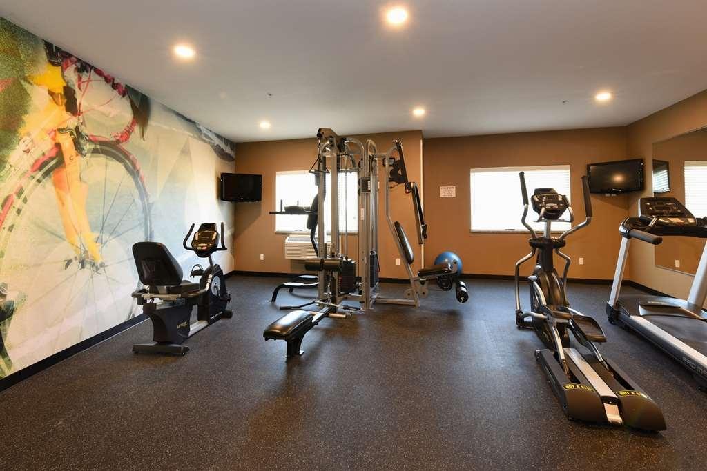 Best Western Plus Vintage Valley Inn - best of fitness room
