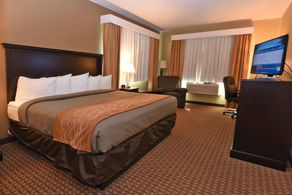 Best Western Plus Vintage Valley Inn - Habitaciones/Alojamientos