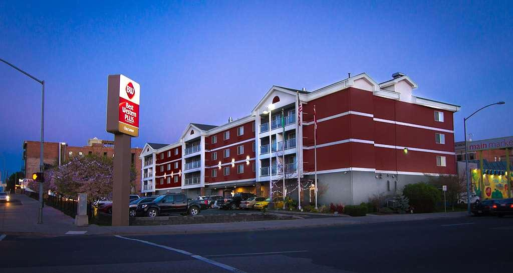 Best Western Plus City Center - We are just a block off Division Street
