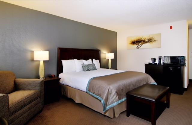 Best Western Plus City Center - King Executive Guest Room