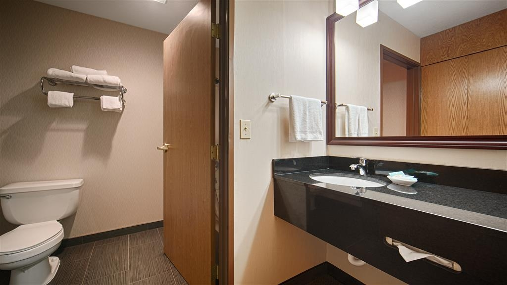 Best Western Plus City Center - Cuarto de baño de clientes