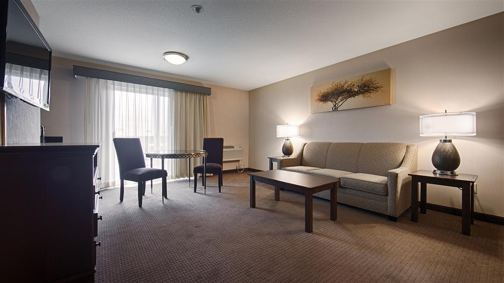 Best Western Plus City Center - Executive and Family Suites