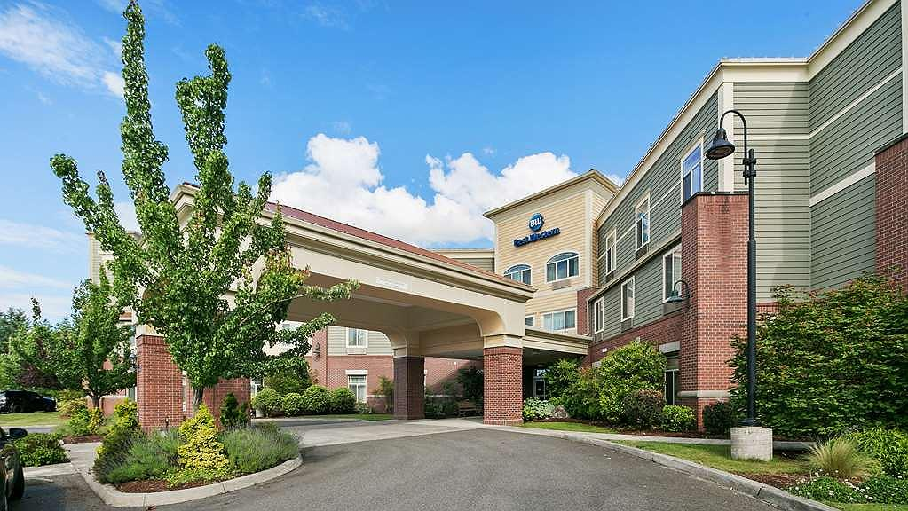 Best Western Liberty Inn DuPont - Welcome to the Best Western Liberty Inn.