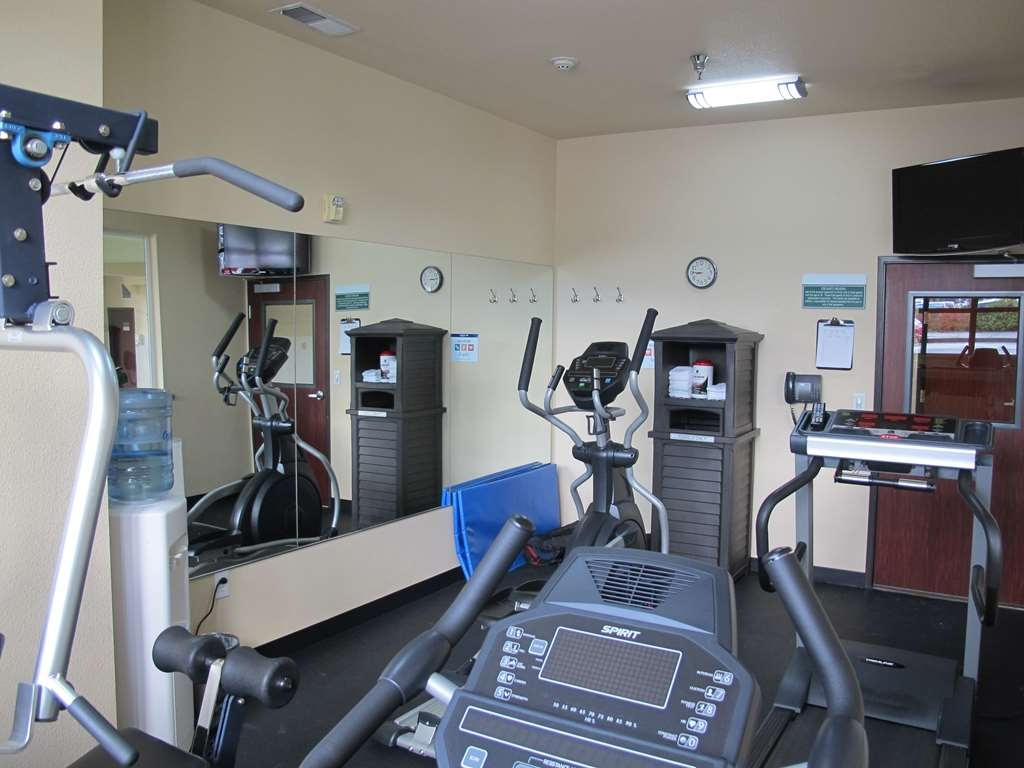 Best Western Liberty Inn DuPont - Club de remise en forme