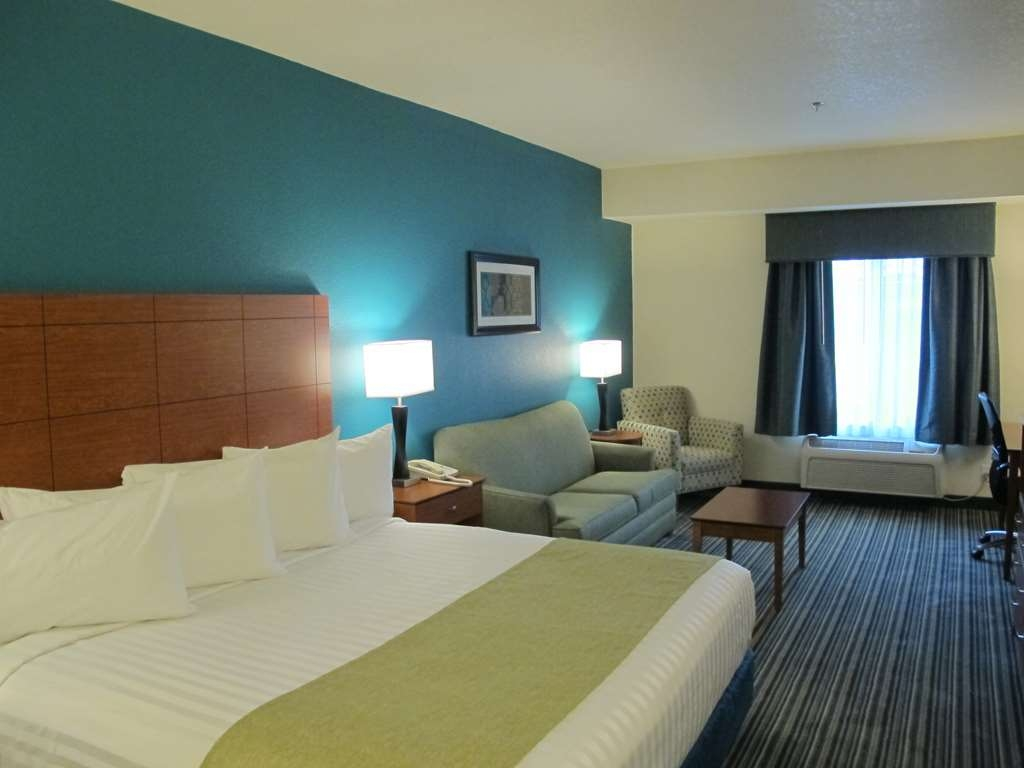 Best Western Liberty Inn DuPont - Chambres / Logements