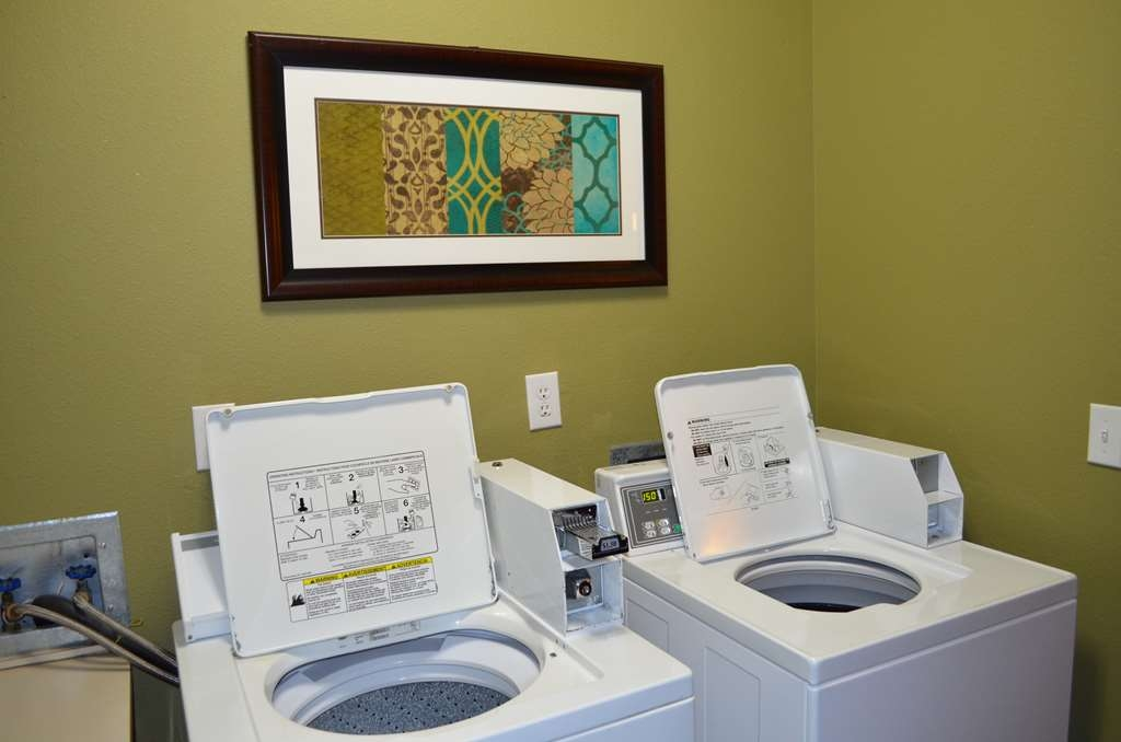 Best Western Liberty Inn DuPont - Whether you're staying overnight or longer our guest laundry is perfect to keep you and your clothes looking their best.