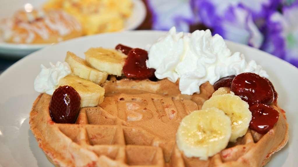 Best Western Liberty Inn DuPont - Restaurant / Gastronomie